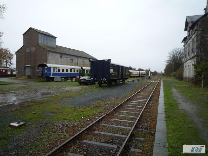 Les chemins de fer de Vendée