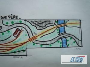 Les plans du réseau...