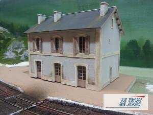 Une gare HO pour Villeneuve sur Loire