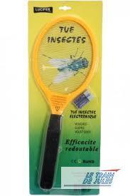 raquette tue mouche
