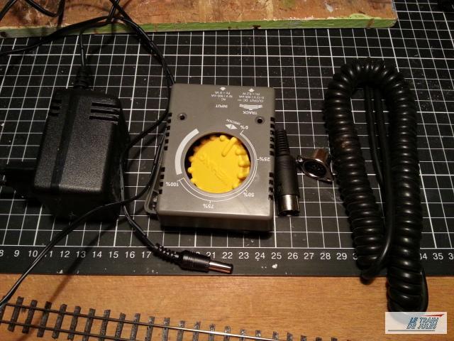 Le matériel pour le modulateur.