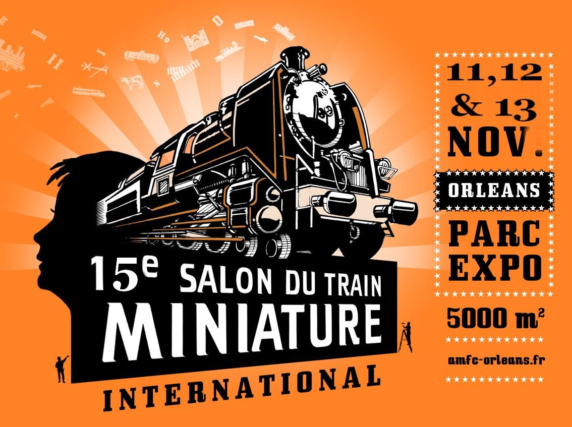 Expo modélisme à Orléans.