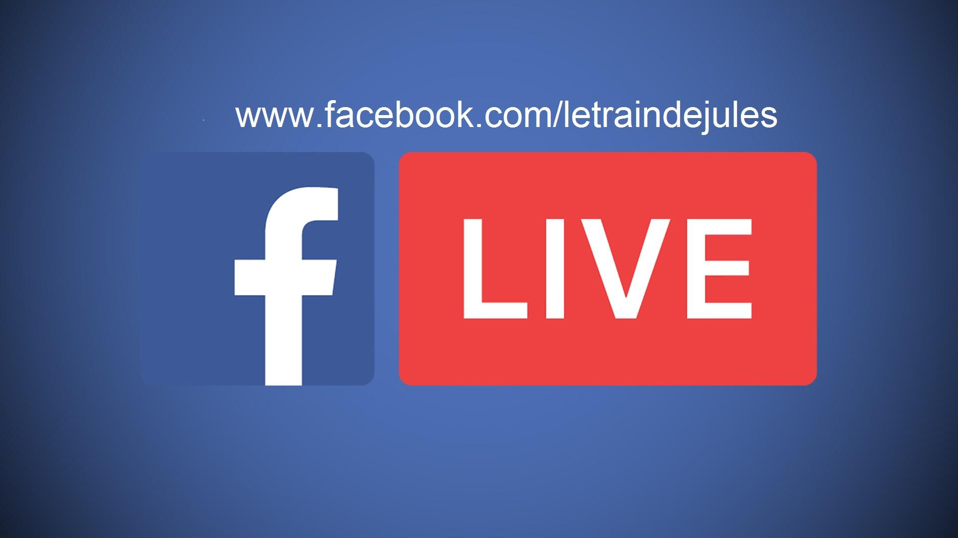 facebook live logo letraindejules