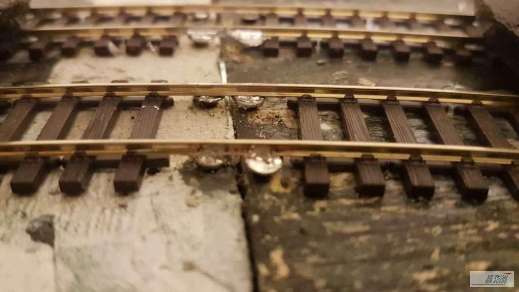 Les rails sont soudés