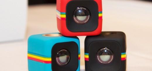 Polaroïd Cube caméra HD et ses couleurs !
