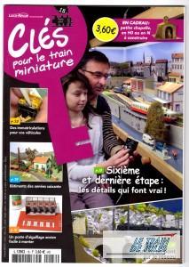 Clés pour le train miniature 18 / Mars - Avril 2015