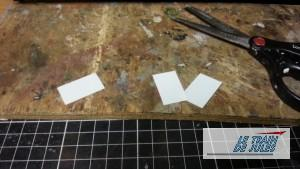 Carte plastique