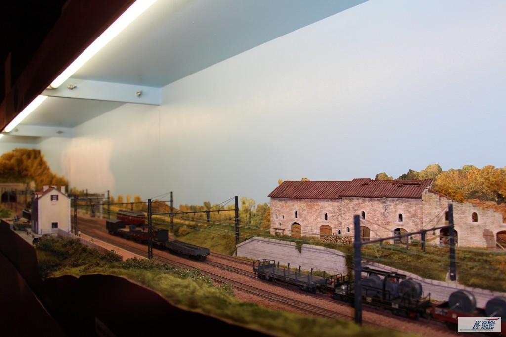 Océanorail - La gare de malain