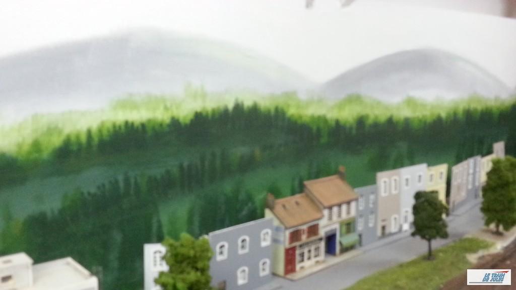 Village sur le réseau Ho