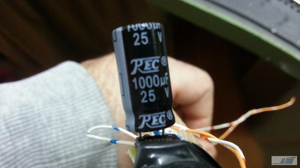 Condensateur 1000 microfarad