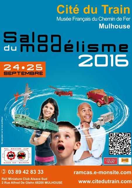 Exposition 2016 cité du train à Mulhouse.