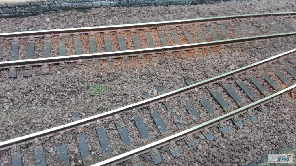 Les voies du réseau