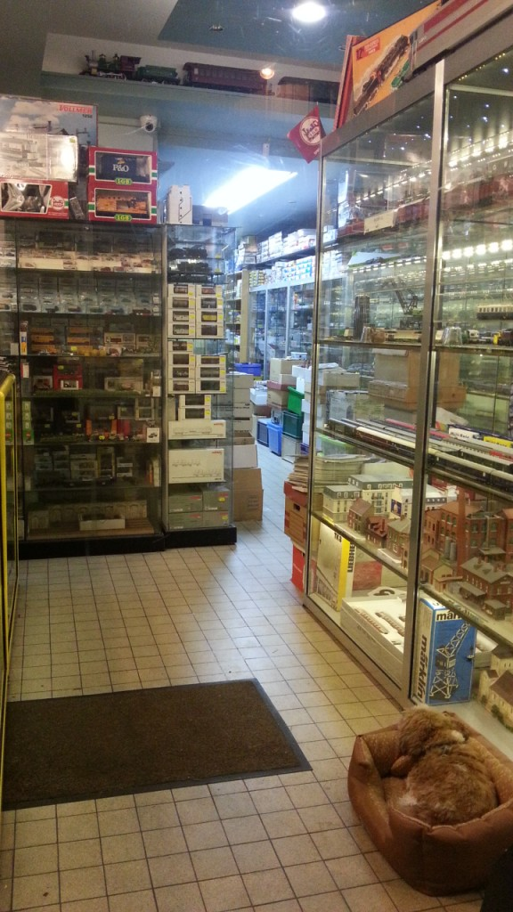Au Cheminots, magasin à Paris