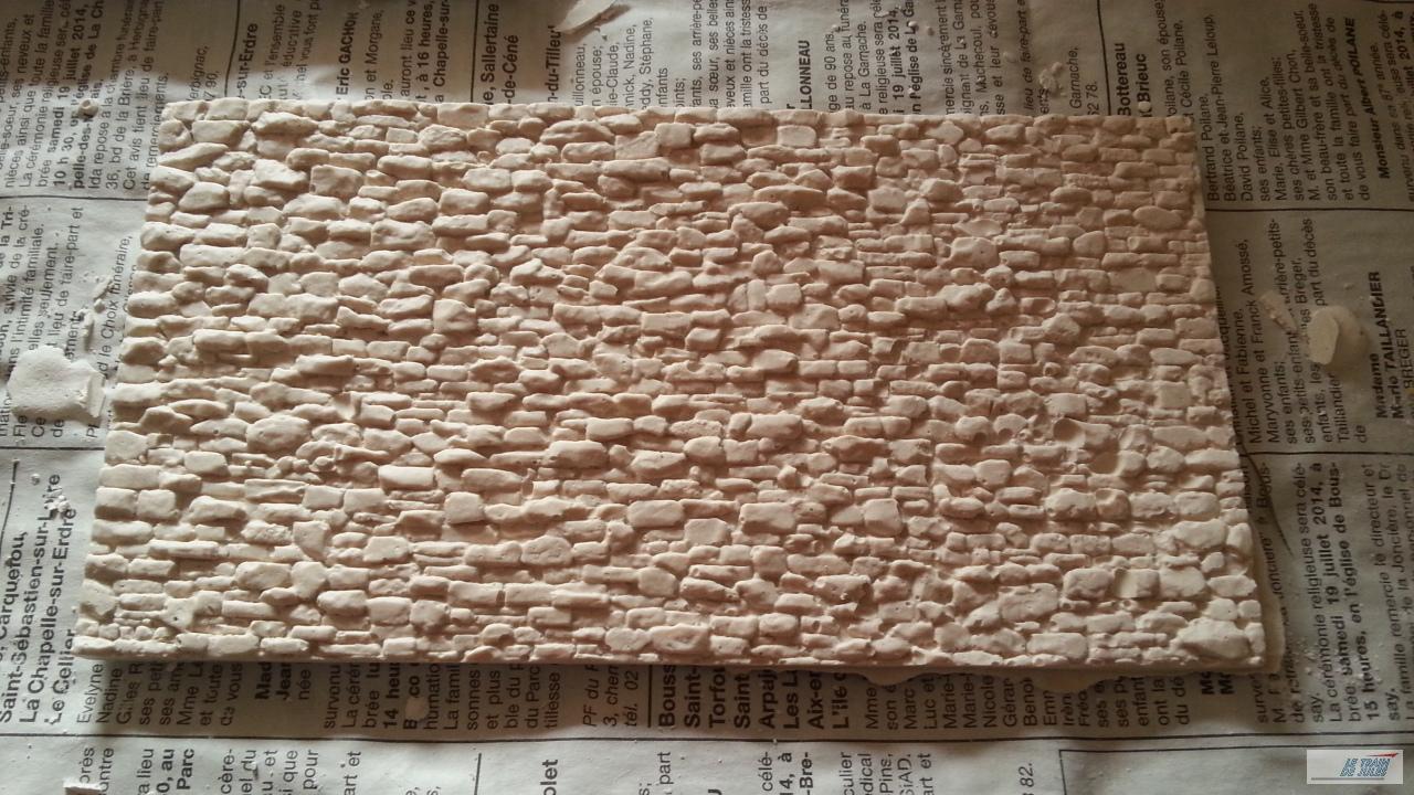 peinture mur platre peindre un mur en platre