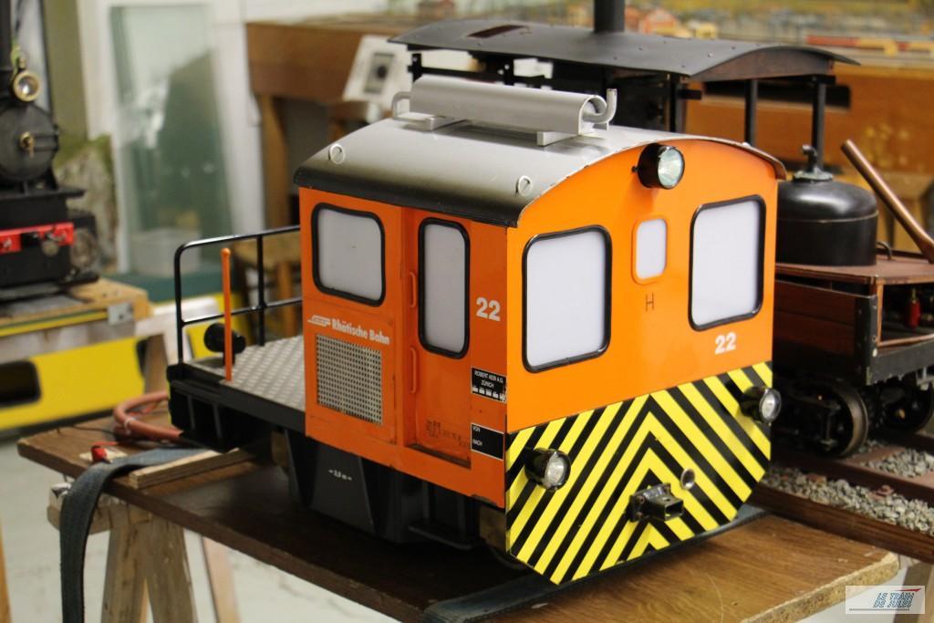 Grosse loco diesel