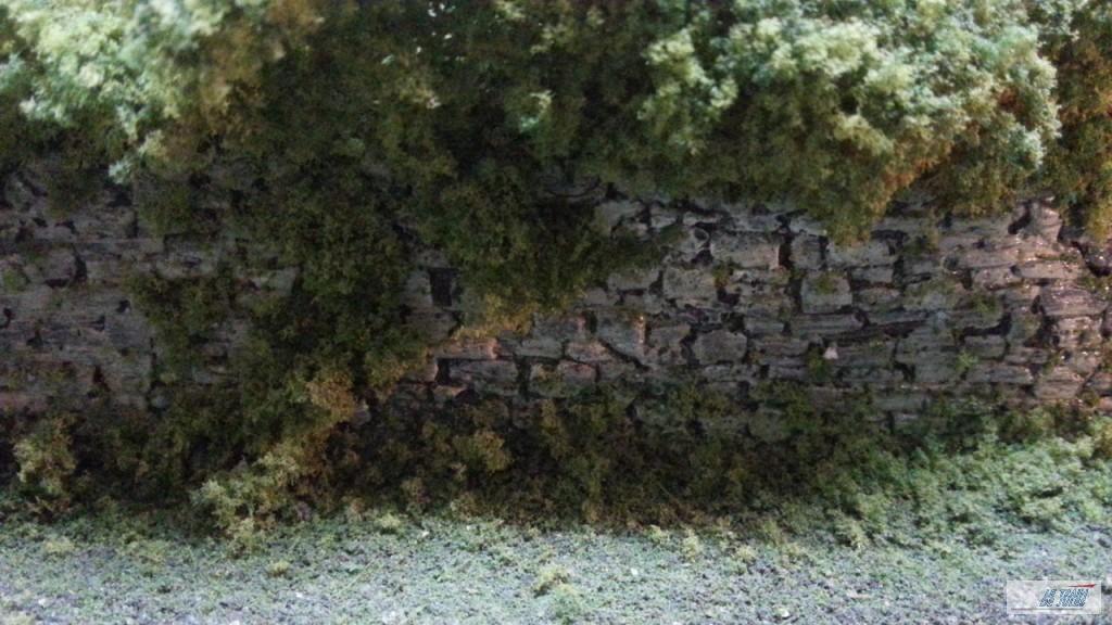 le mur de pierre
