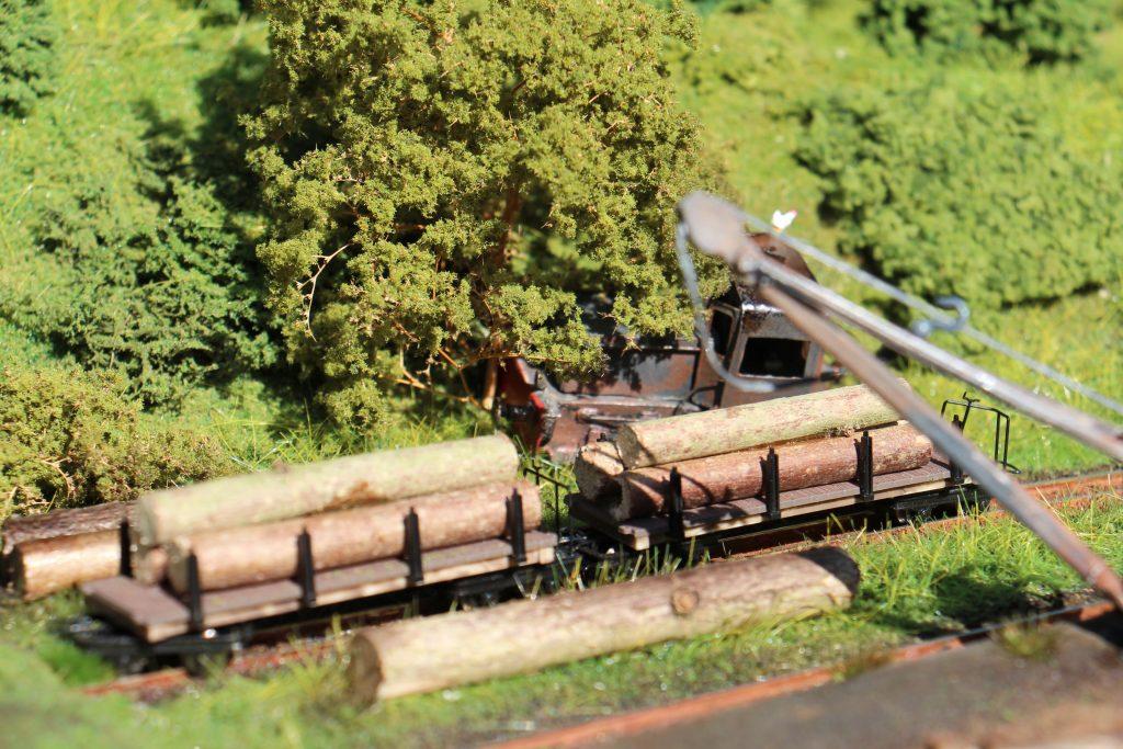 2 wagon Hoe et leur chargement
