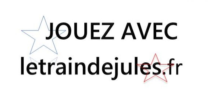 Jouez avec letraindejules.fr