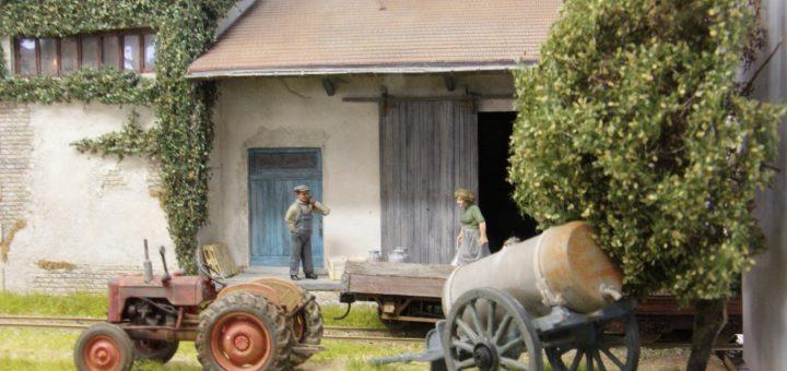 La laiterie St Loup