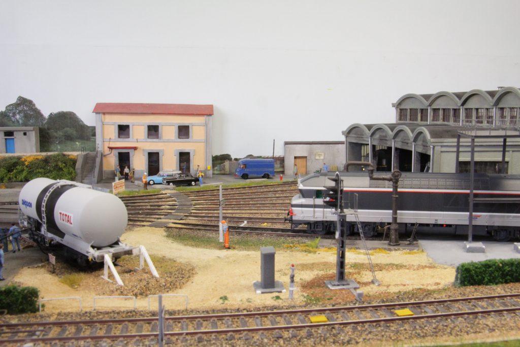 Depot St Charles à Châtellerault 2016