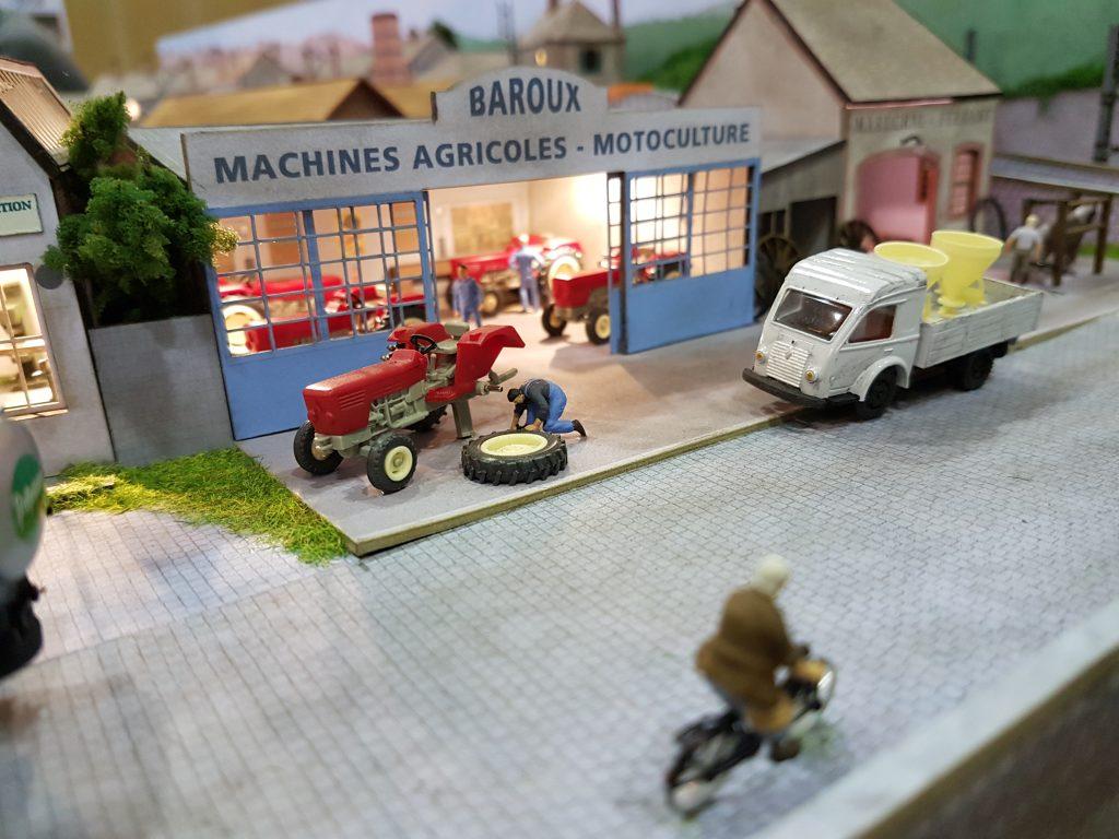 Maquette démo Régions et compagnies - le garage