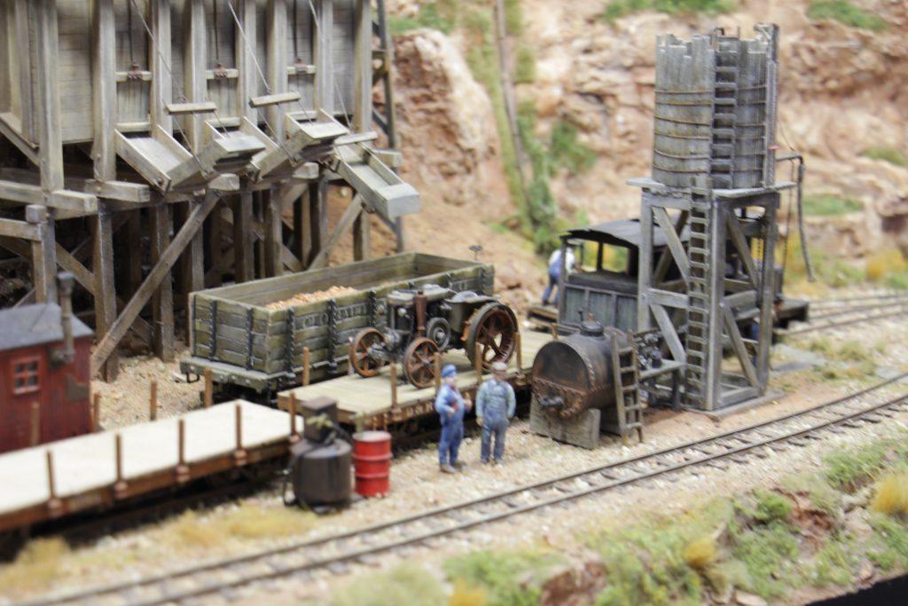 La Mine réseau On30