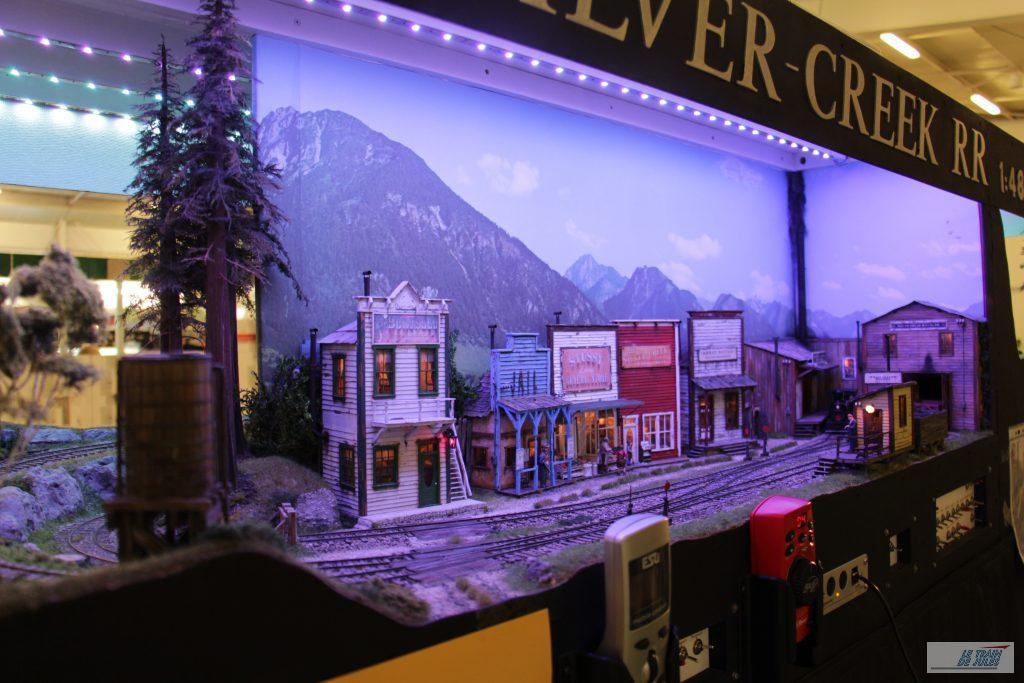 Réseau Sylver Creak - la ville