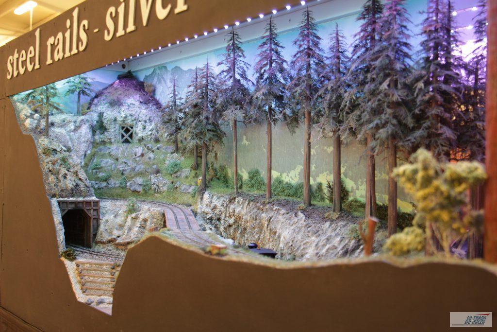 Réseau Sylver Creak et la forêt !