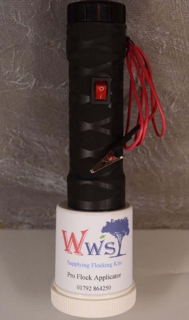 Applicateur de fibres WWS