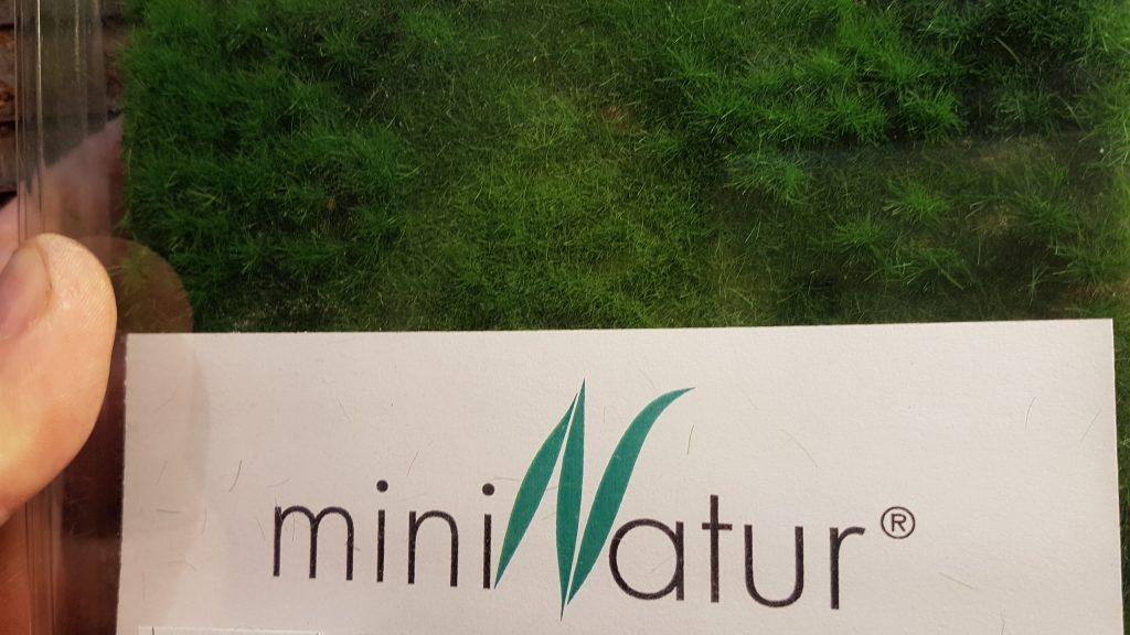 Mininature flocages