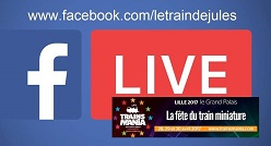 facebook Live logo.