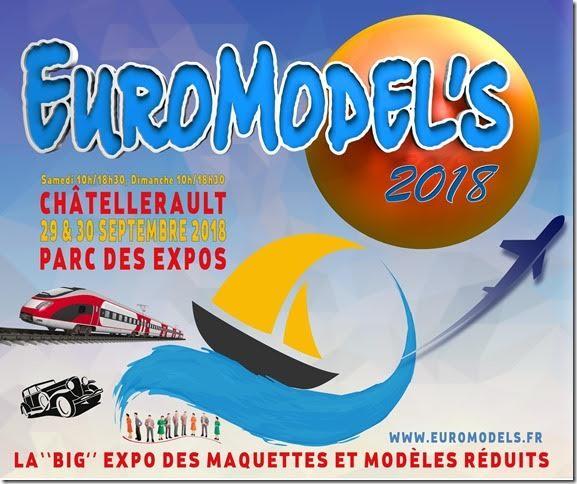 affiche-euromodels-2018-train-miniature- modélisme-letraindejules